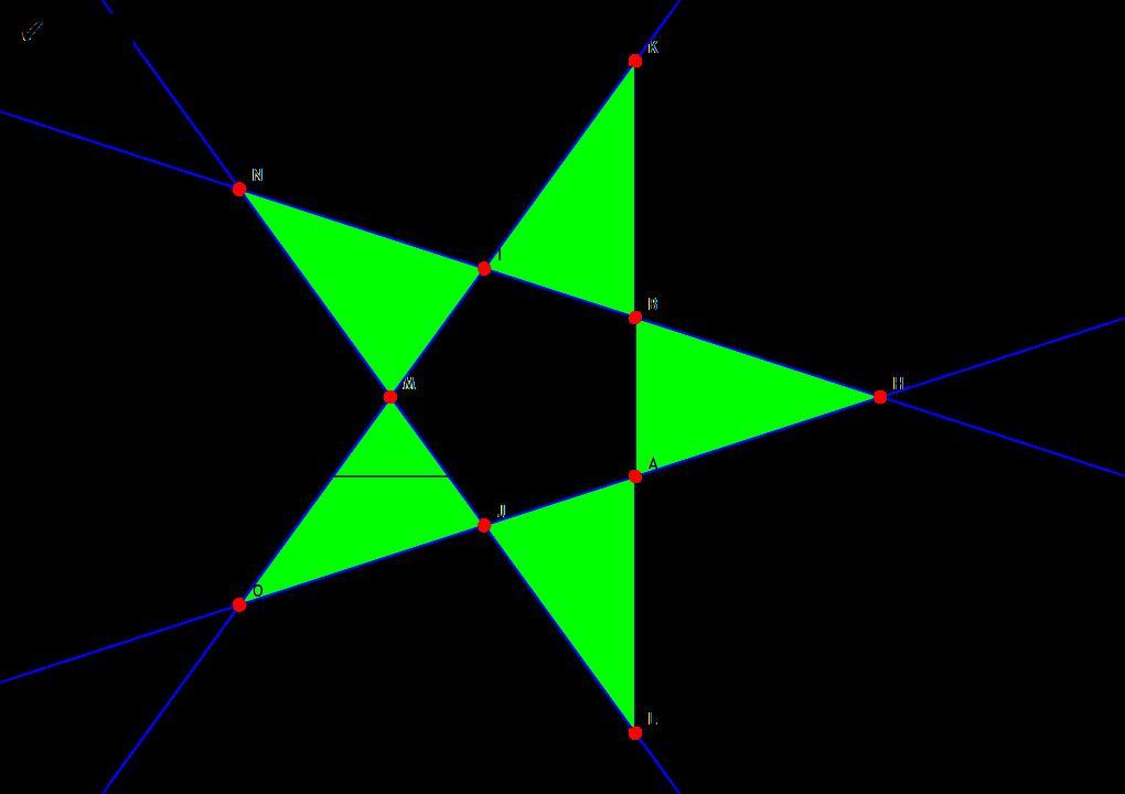 Comment Tracer Un Pentagramme à La Règle Et Au Compas