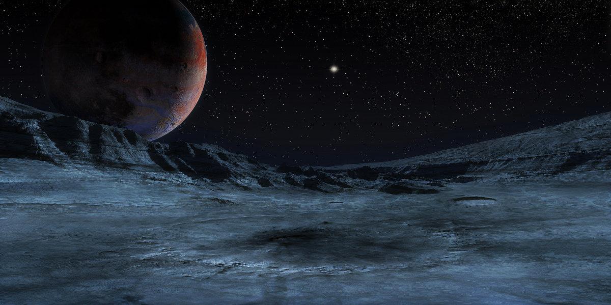 Cent ans et les poésies opportunes - Page 12 Pluto-charon