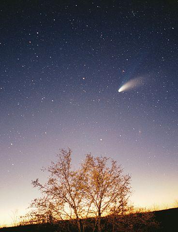 comete hale boop