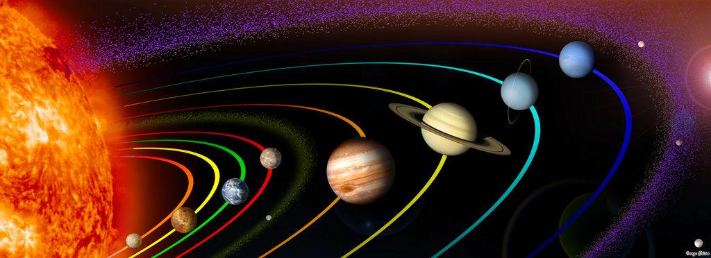 Ceinture d astéroïdes, ceinture de Kuiper, et autres régions méconnues du  système solaire 9762e5baa88